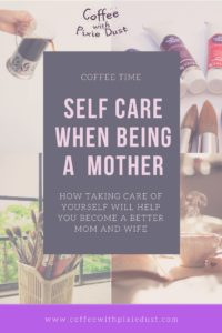Being a mother is hard. We all need self care to be the best that we are able to be. When we take care of ourselves it makes it easier to be the best mom ever.