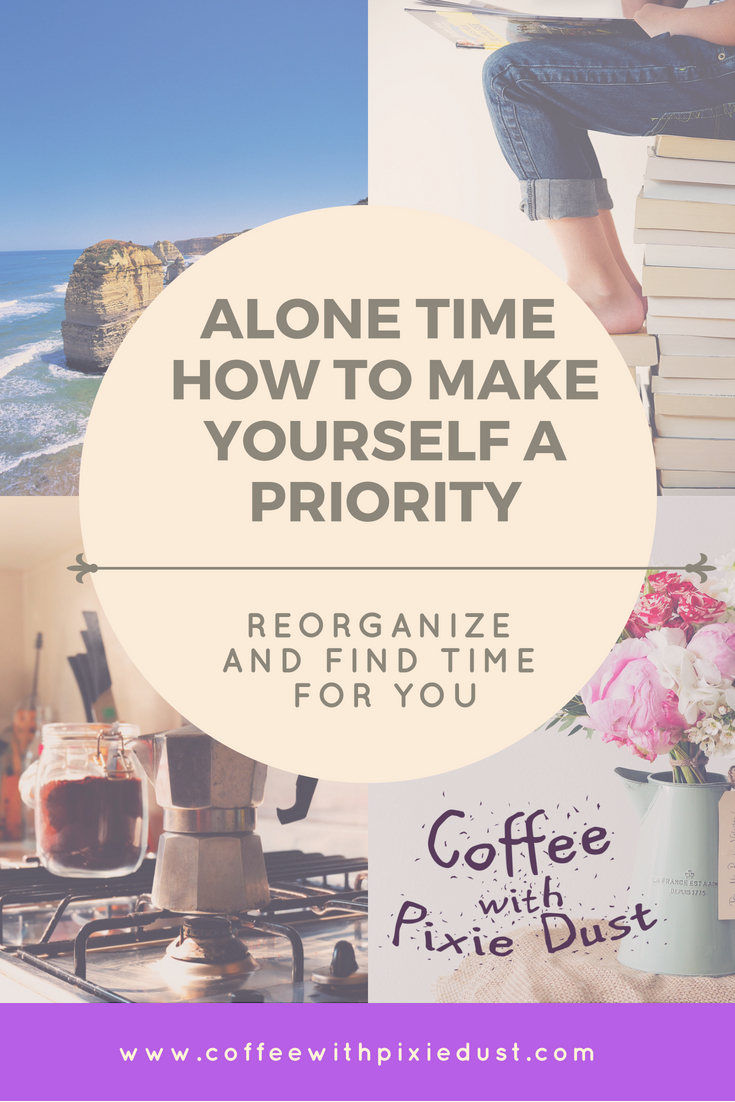 Finding time for yourself, being a priority. This seems to be the mountain that we climb everyday and the whole reason that I started the series. All people seem to have a hard time finding time for themselves but it seems that moms have an even harder time with this.