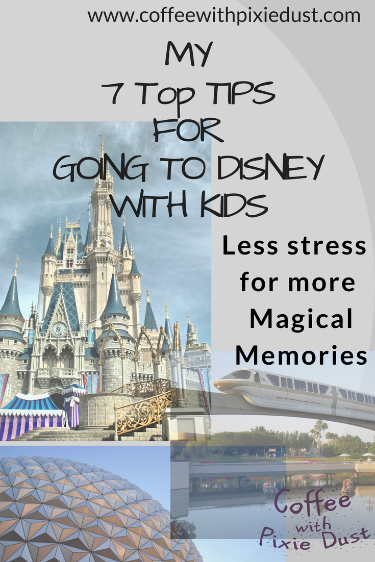 You have everything all set and you are super excited to get your trip started. Then you start wondering if you are really prepared. So, now what? Well, here are 7 of my toptips for a great day when you have kids.