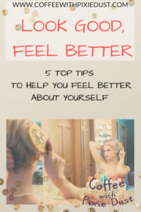 Sometimes, cute isn't what we want. We want to look good feel better about ourselves. So what can we do to feel better. Here are 5 tips to help you.
