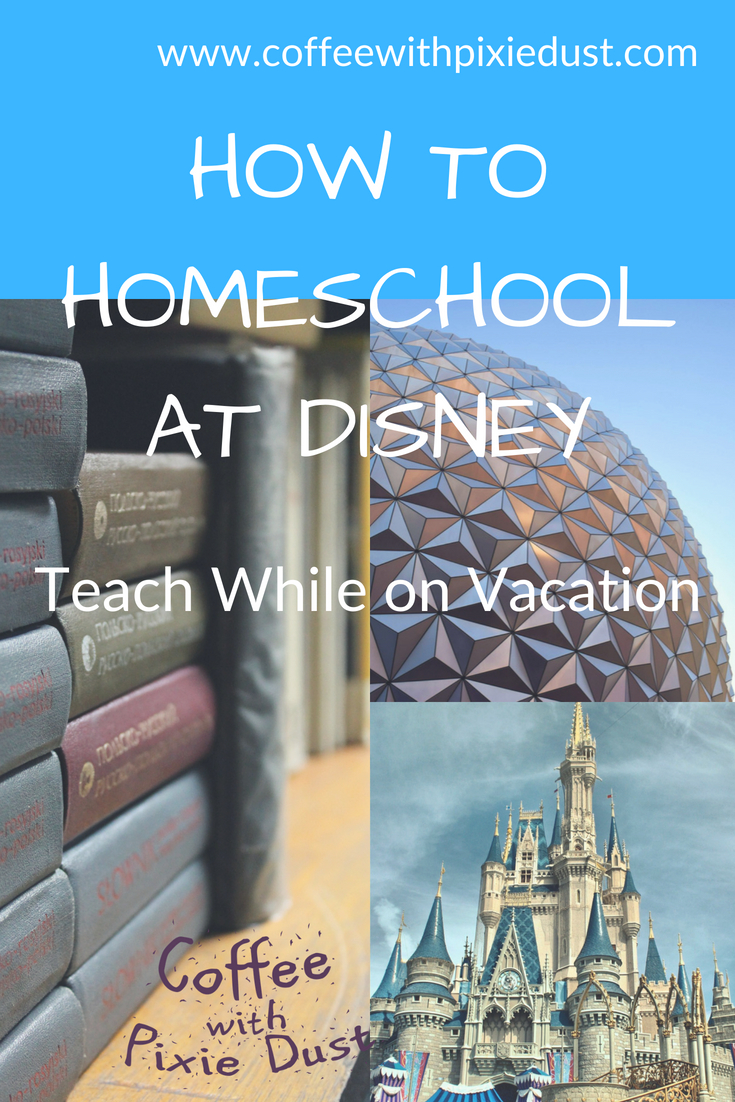 As a Homeschool Mom I am always looking for fun ways to sneak in Field Trips. We took a trip to Disney World and here is how we homeschool at Disney.