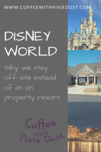 So how do you decide what is best for you?  Where should you stay in order to create the most magical Disney World experience ever.